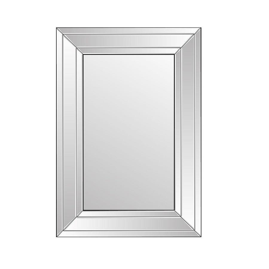 Roni Frameless Mirror 60 X 90 Cm