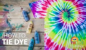 By Tie Dye Your Summer