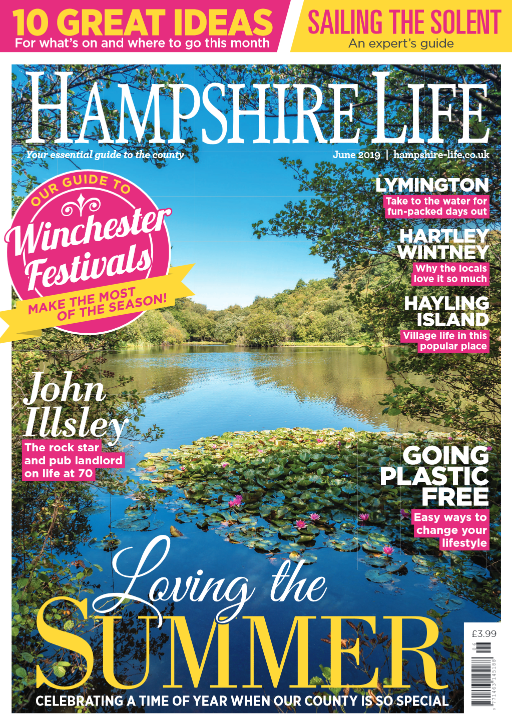 Press - Hampshire Furniture is Featured in Hampshire Life!