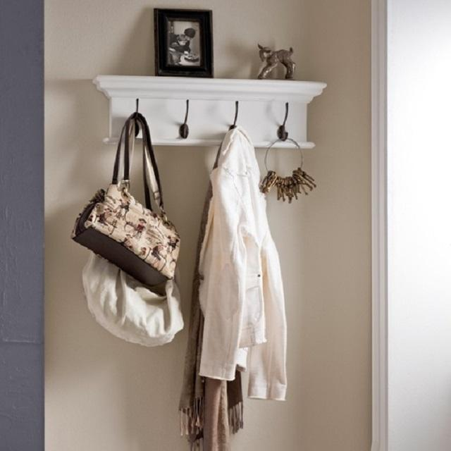 Coat Racks & Wall Shelves