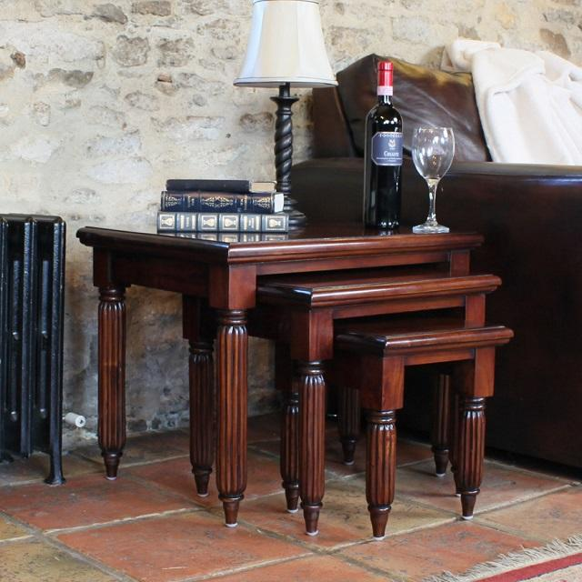 Elegant Mahogany Furniture