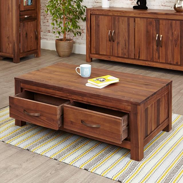 Modern Walnut Furniture Collection