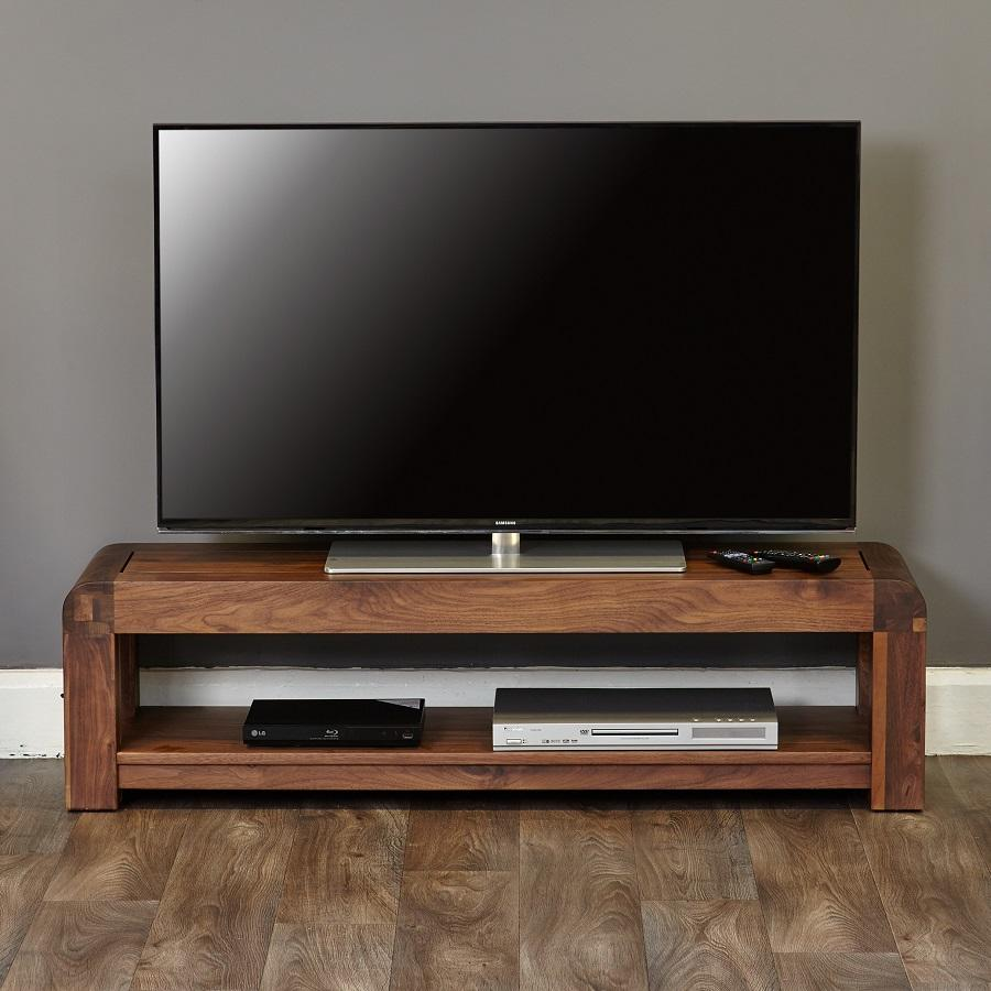 Sophisticated Walnut TV Cabinet