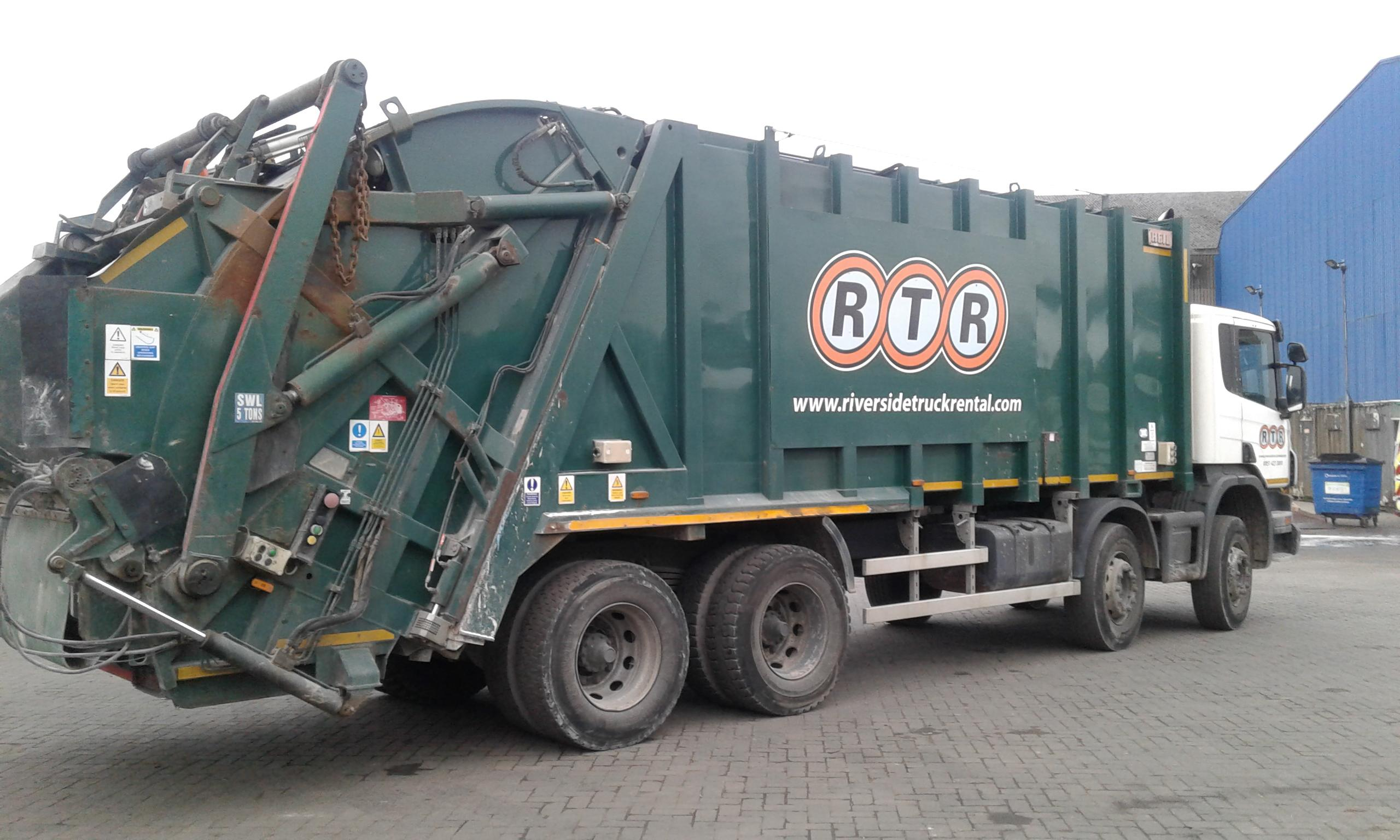 Scania REL -- PO61XCW