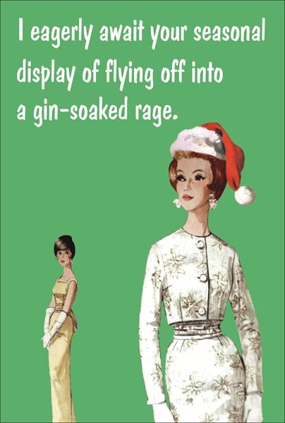 Gin-soaked rage