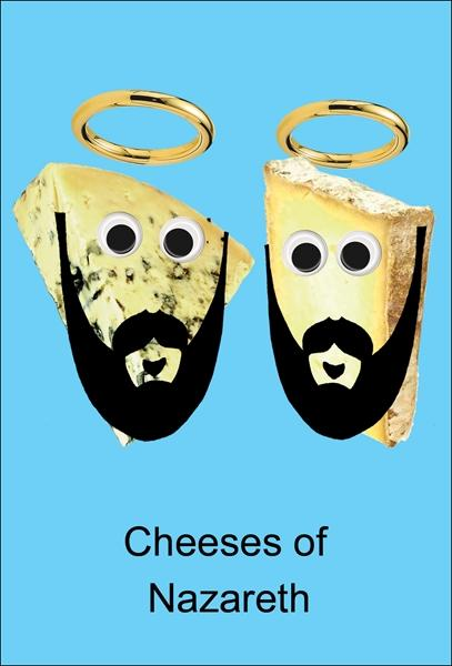 Cheeses of Nazareth