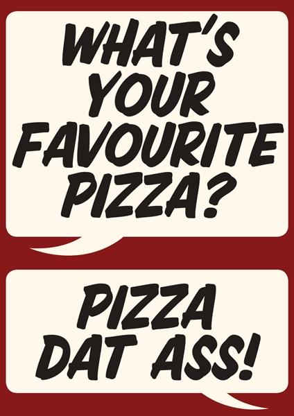 What's your favourite pizza?