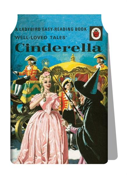 Cinderella Travelcard Holder