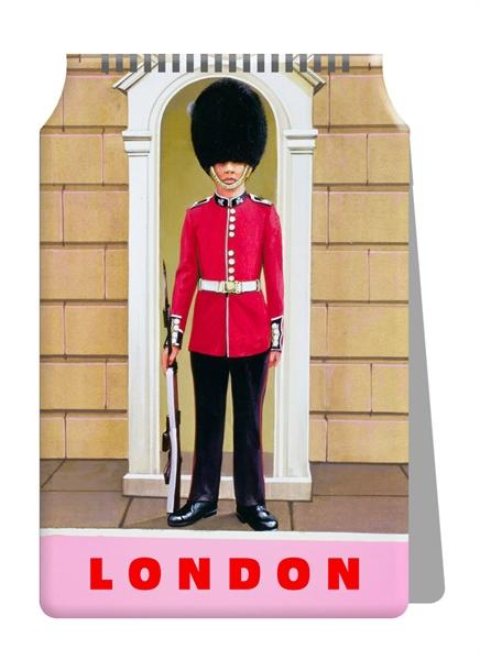 Queen's Guard Travel Card Holder