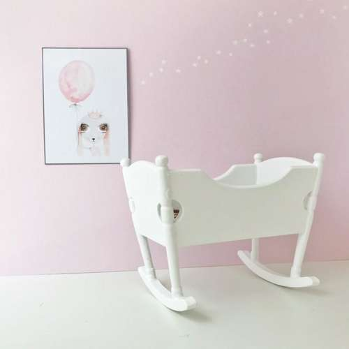 modern dollhouse cot, modern dollhouse crib, modern dolls house crib, modern dolls house cot, modern dollhouse nursery, modern dollhouse baby room, DIY modern dollhouse furniture, modern dollhouse ideas