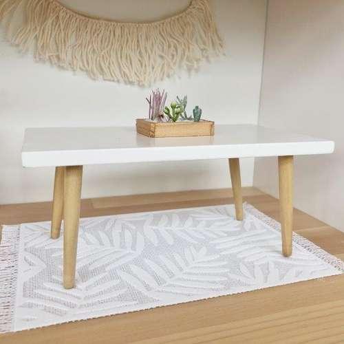 adnsr33 Rug Dolls House Art Deco Small Rectangular Carpet