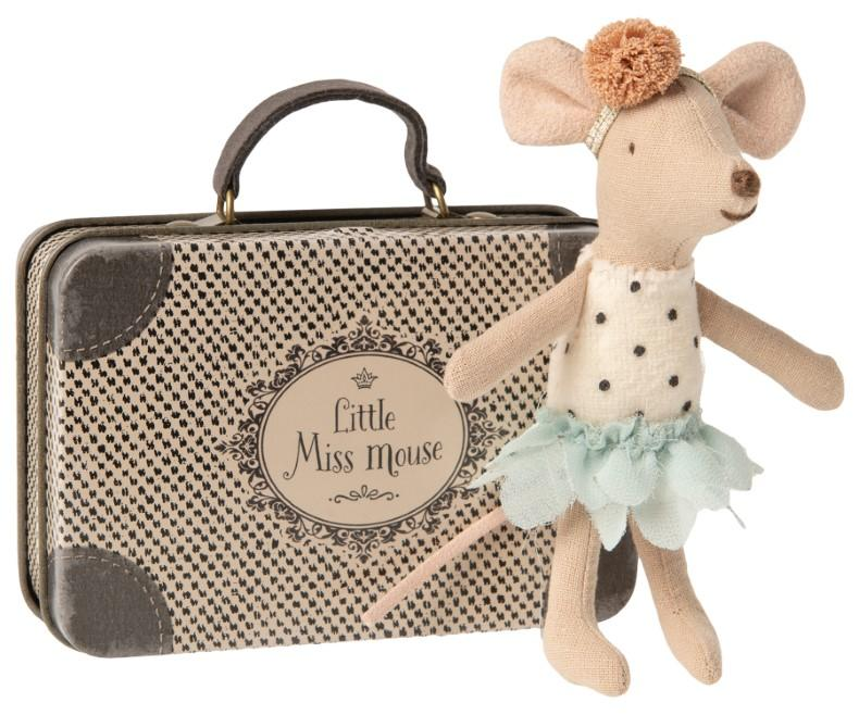 little miss mouse, dollhouse dolls, 12th scale toys