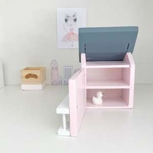 modern dollhouse, modern dollhouse toys, modern dolls house, DIY modern dollhouse furniture, modern dollhouse inspiration
