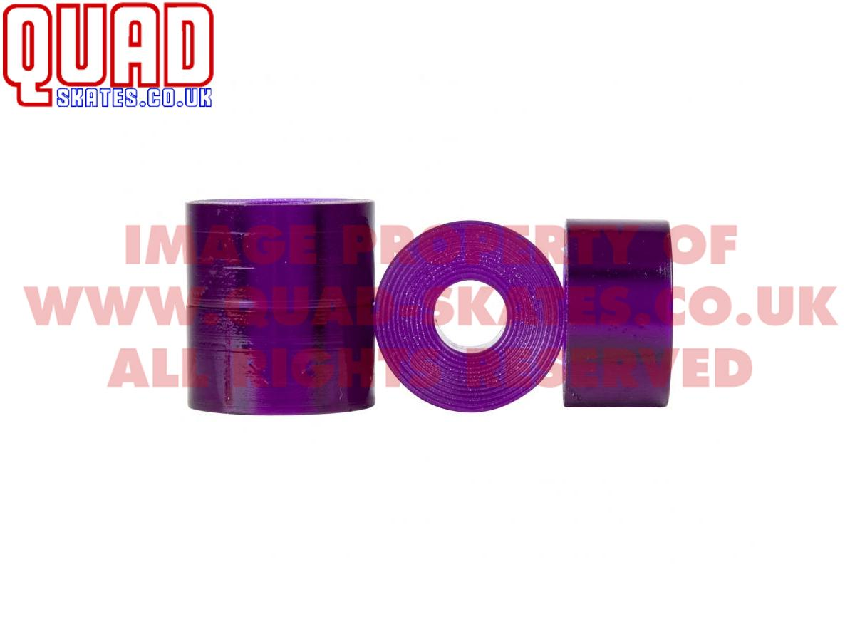Purple Clouds Bushings - 72a Super Soft