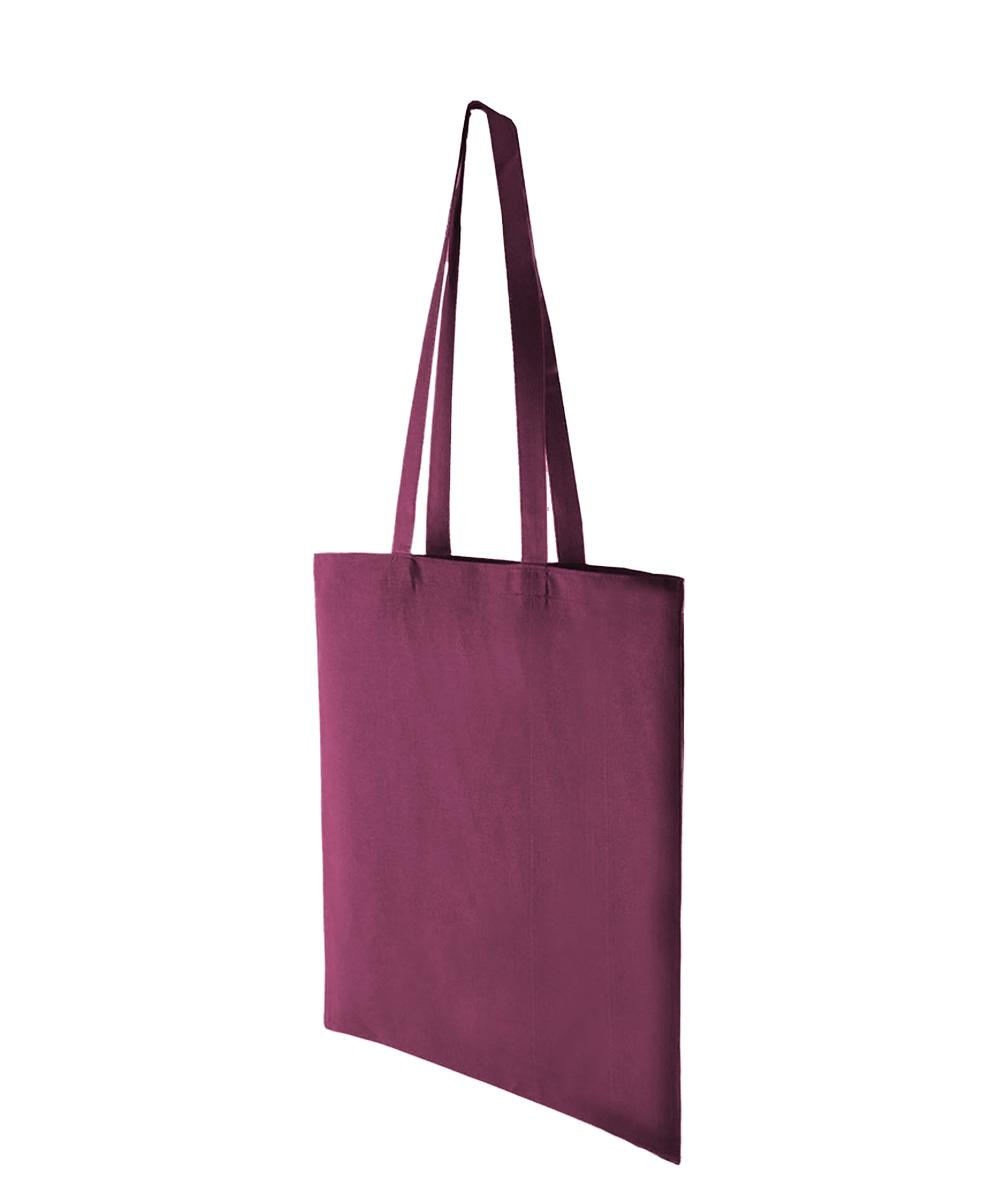 Burgundy Lightweight Cotton Bag