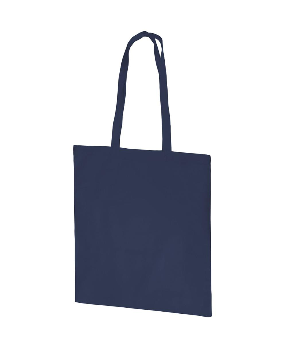 Navy 5oz Cotton Bag