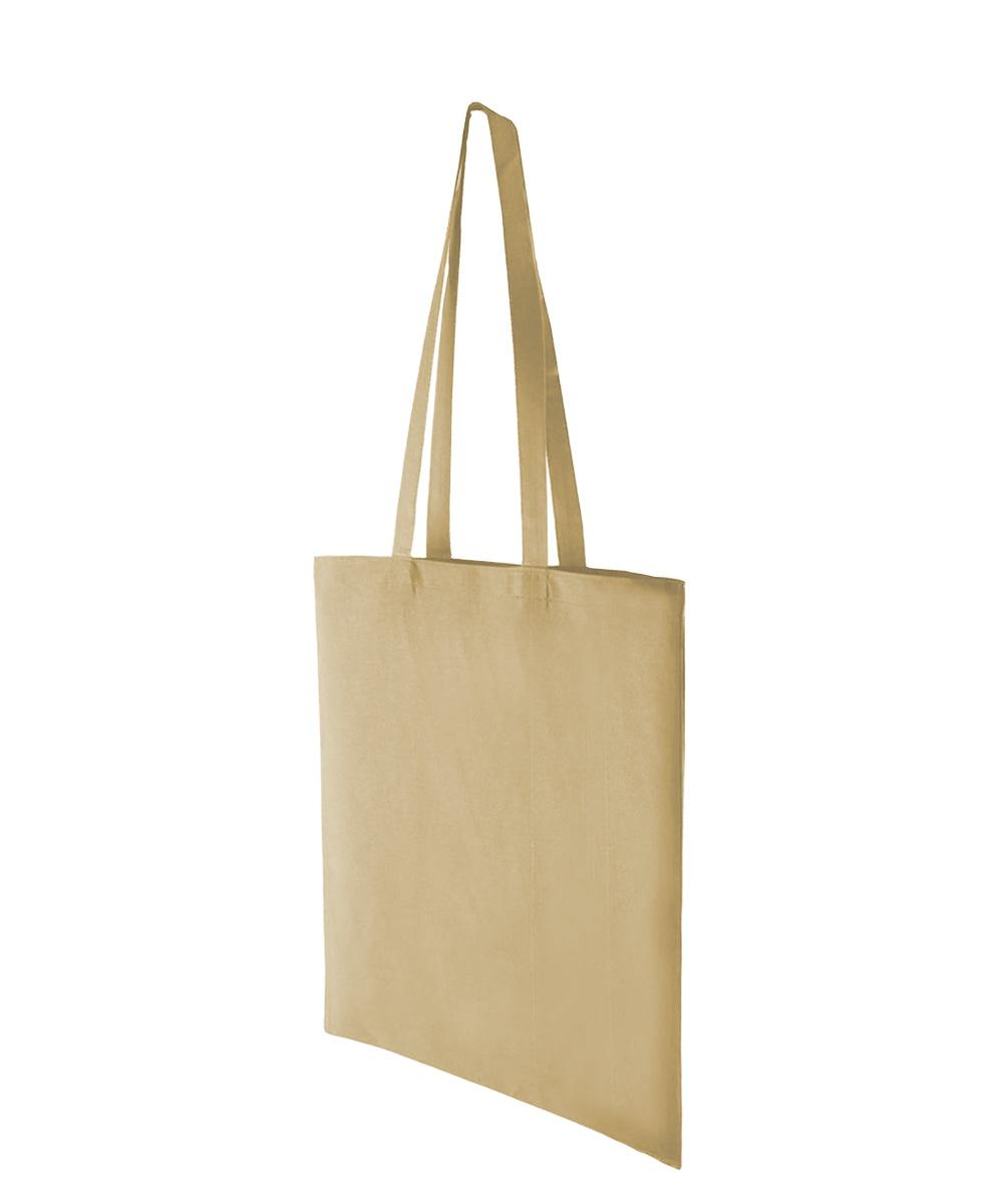 Sand Lightweight Cotton Bag