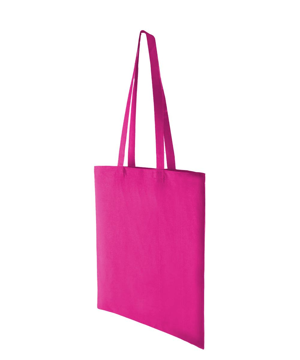 Pink Lightweight Cotton Bag