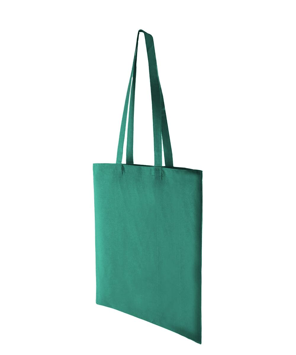 Teal Lightweight Cotton Bag