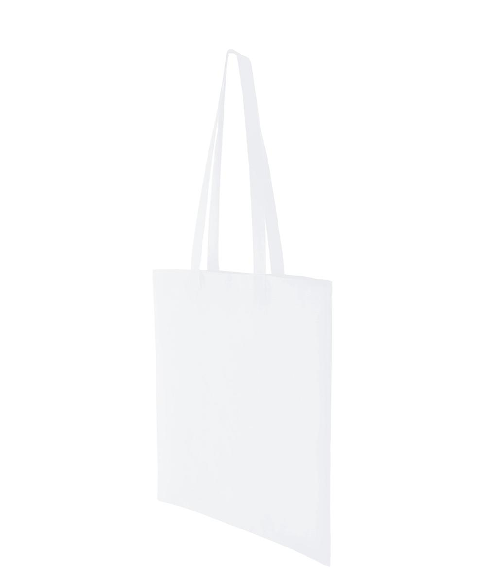 White Lightweight Cotton Bag