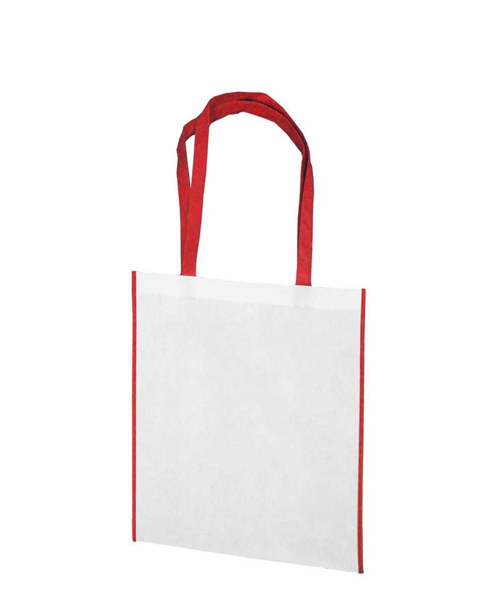 NWPP bag with red trim