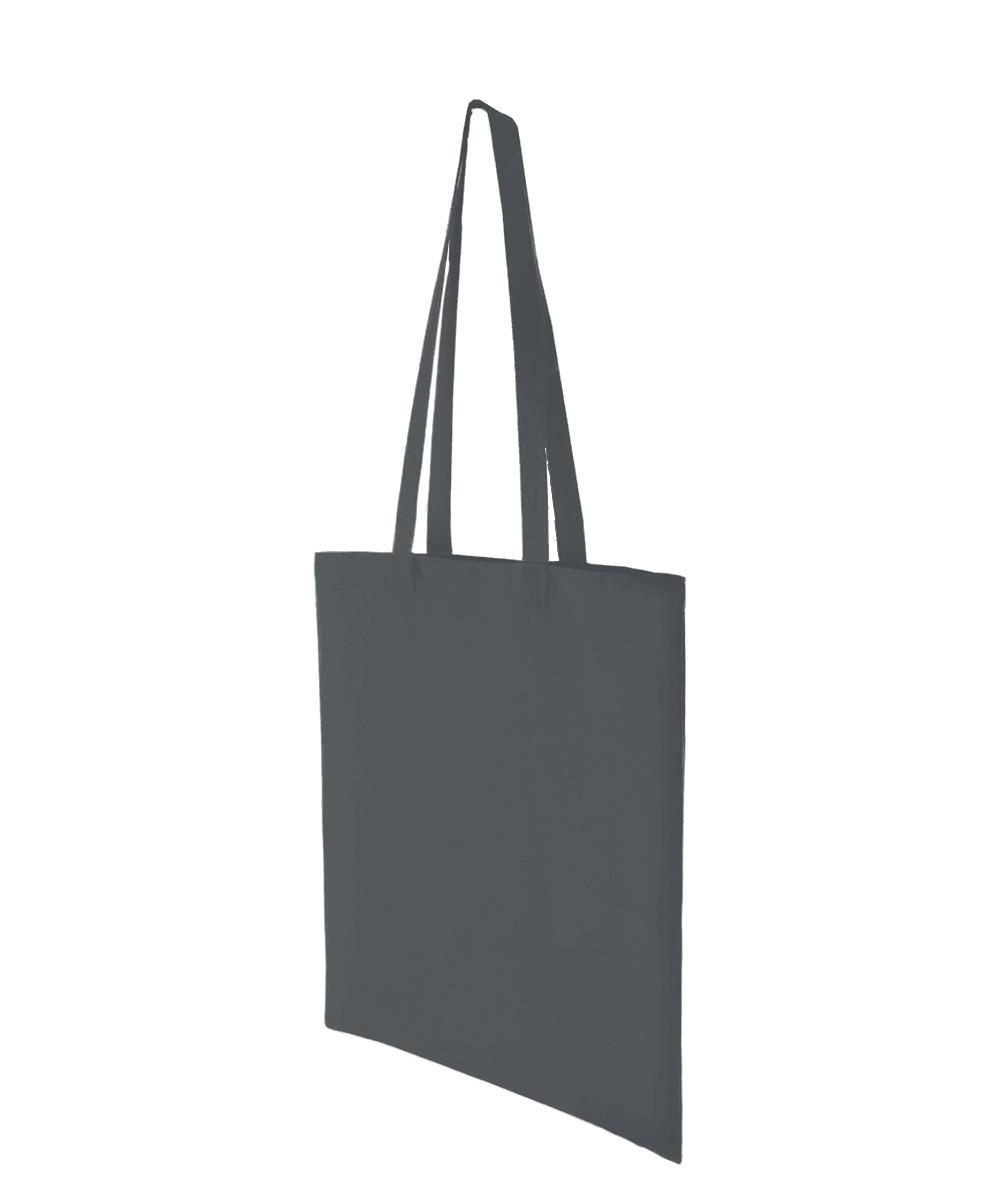 Grey Lightweight Cotton Bag