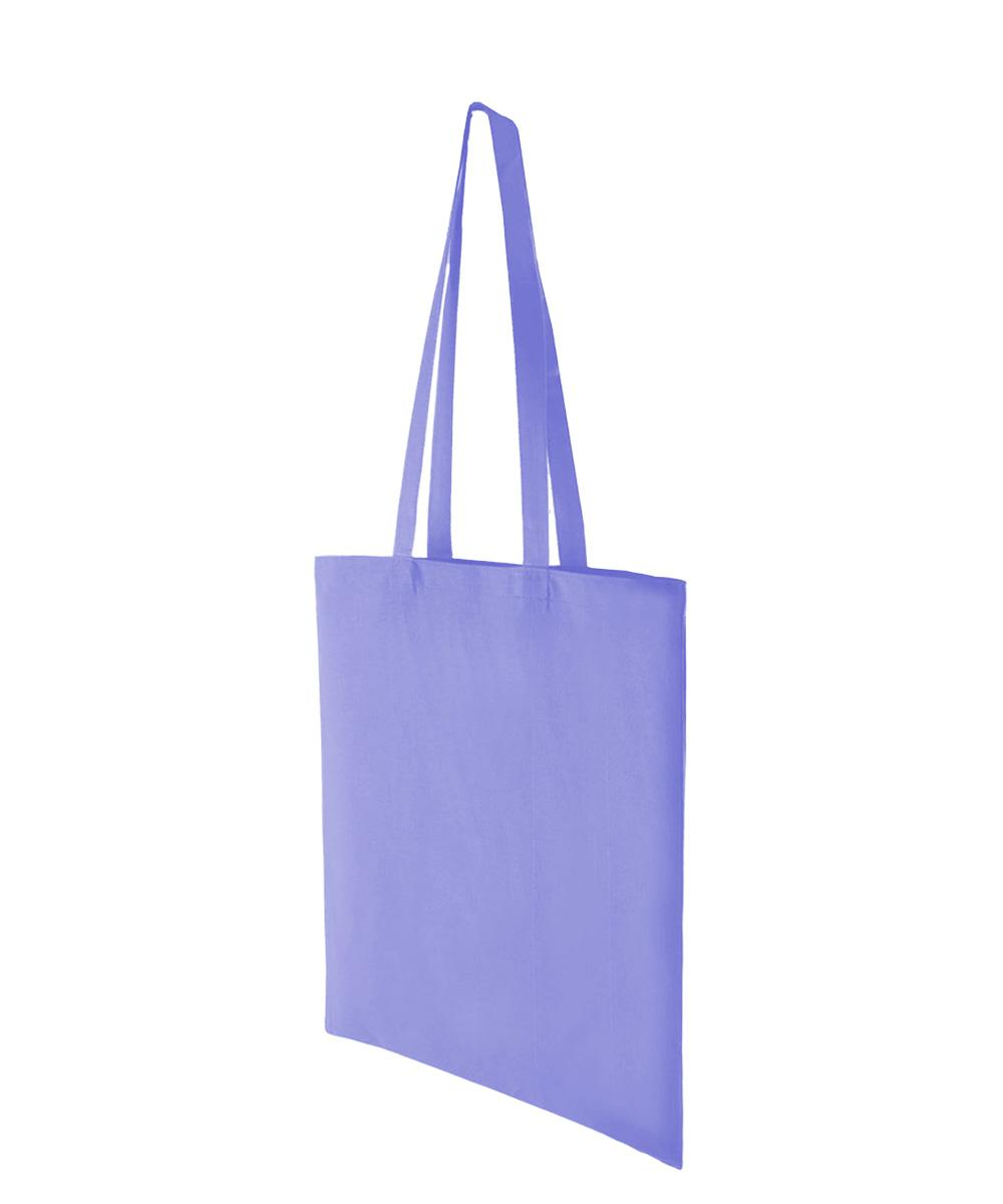 Lavender Lightweight Cotton Bag