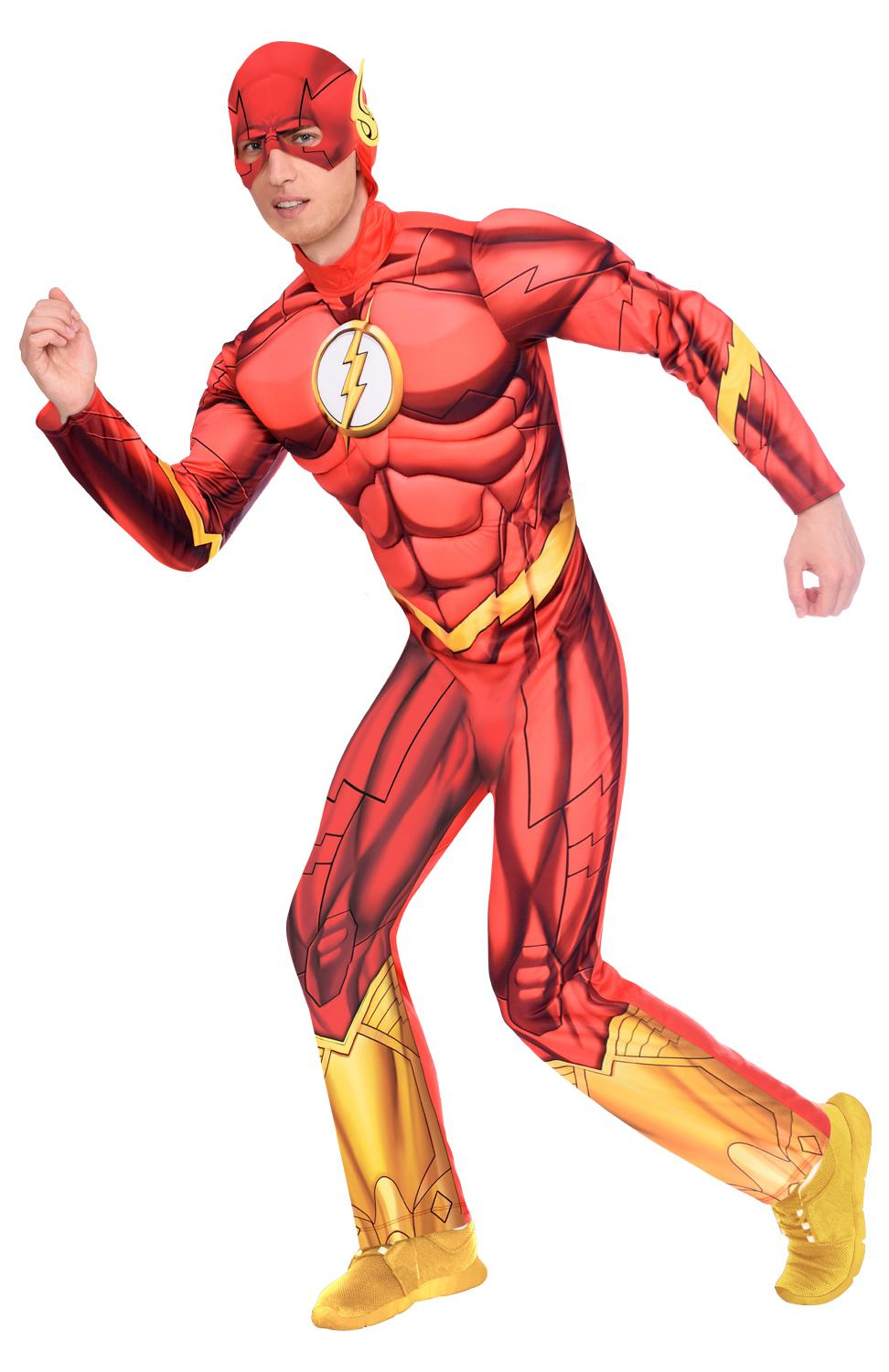 The Flash Costume DC