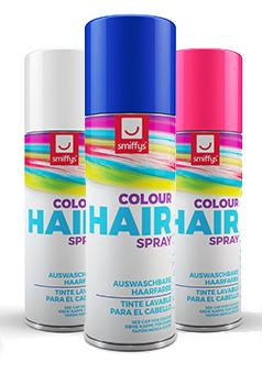 Coloured Hairsprays