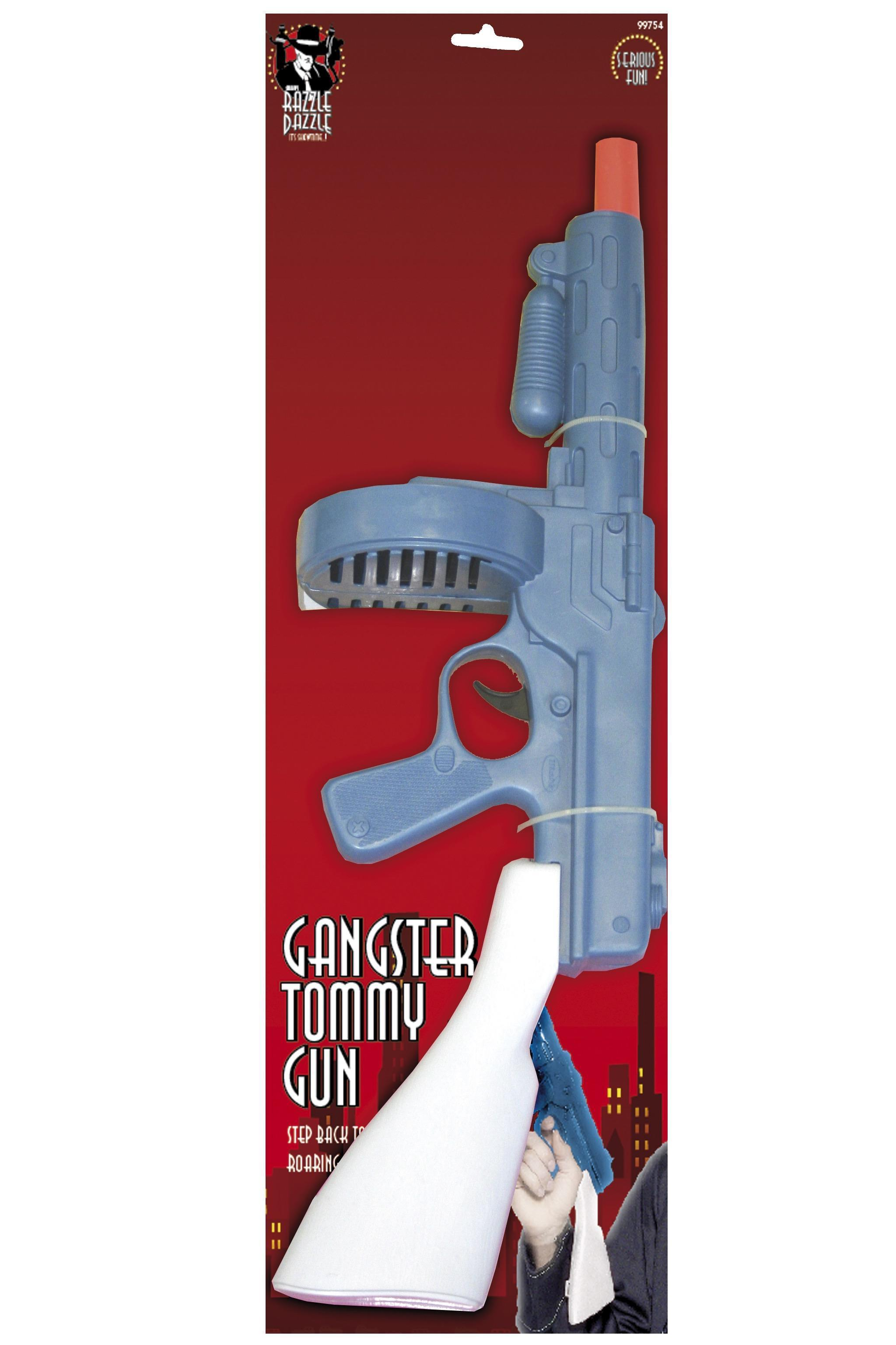 Marilyn Monroe Tommy Gun: Gangster Tommy Gun