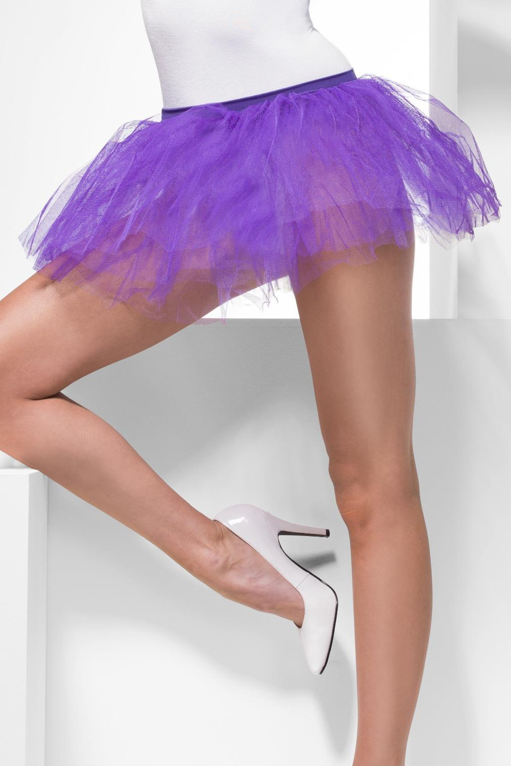 Tutu Underskirt Purple