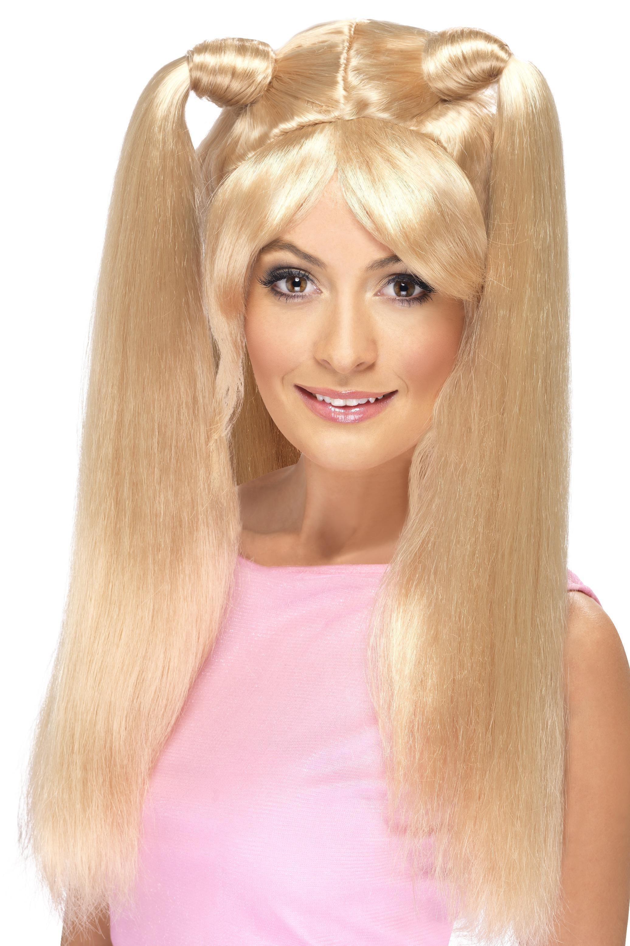 Baby Power Wig Blonde