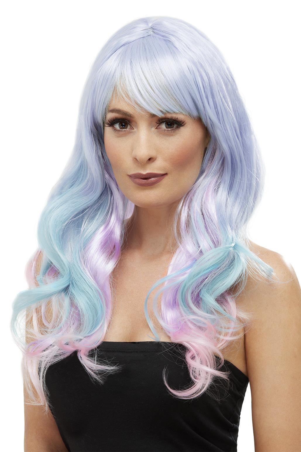 Fashion Unicorn Pastel Wig