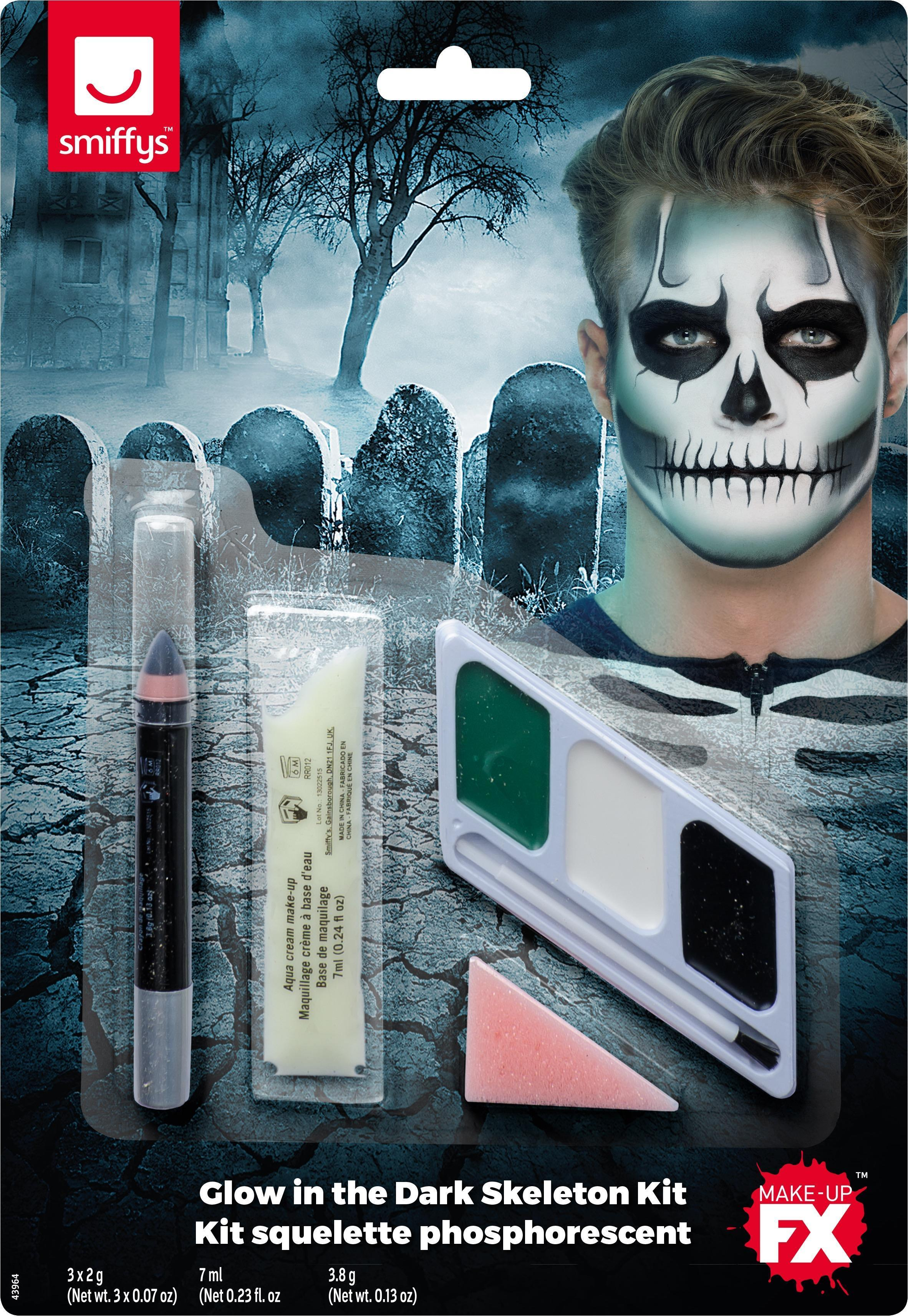 G.I.D. Skeleton Make-up Kit