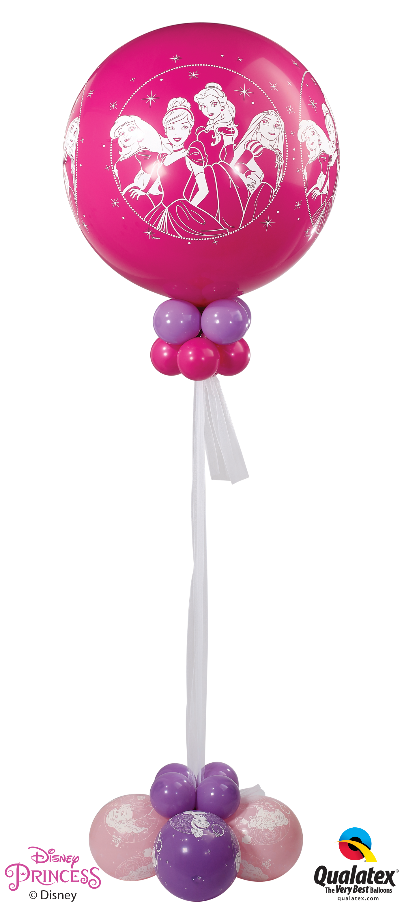 Giant 3ft Latex Balloon Bouquet