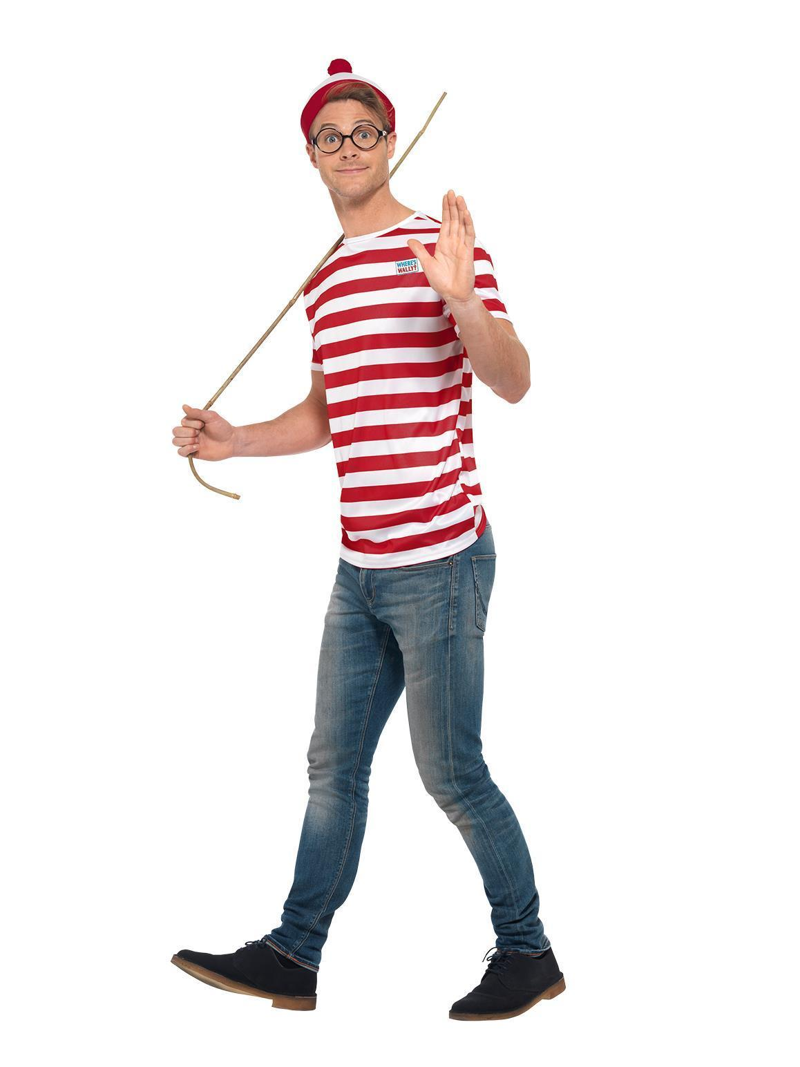 Officially licensed Where's Wally Kit