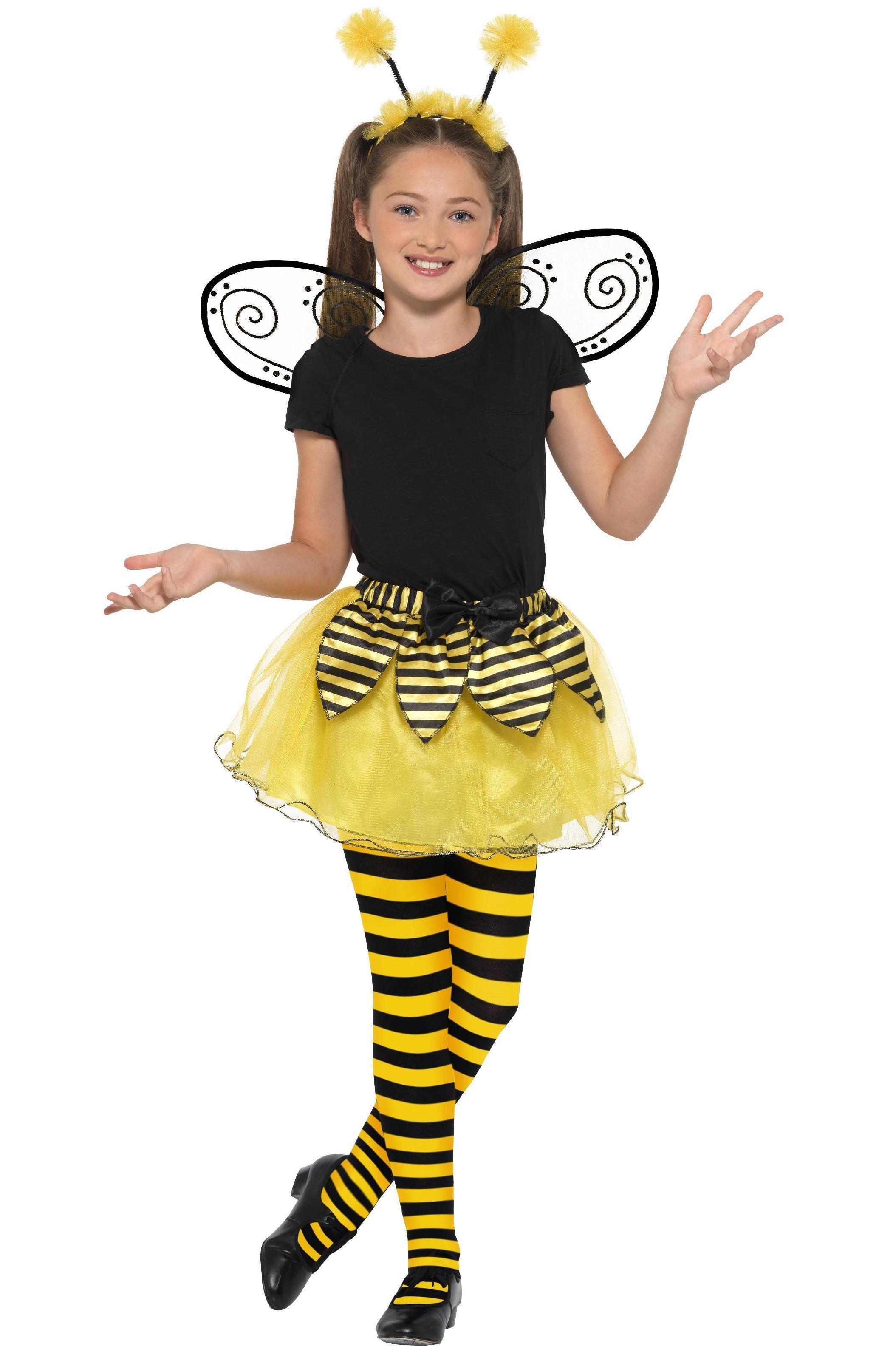 Kids Bumblebee Kit Black & Yellow
