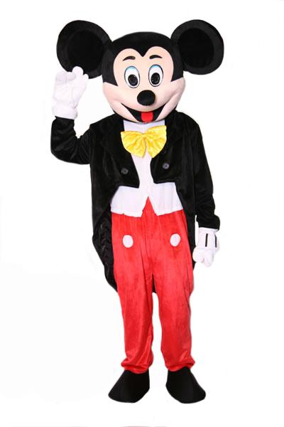 Mr Mouse Mascot Hire Costume