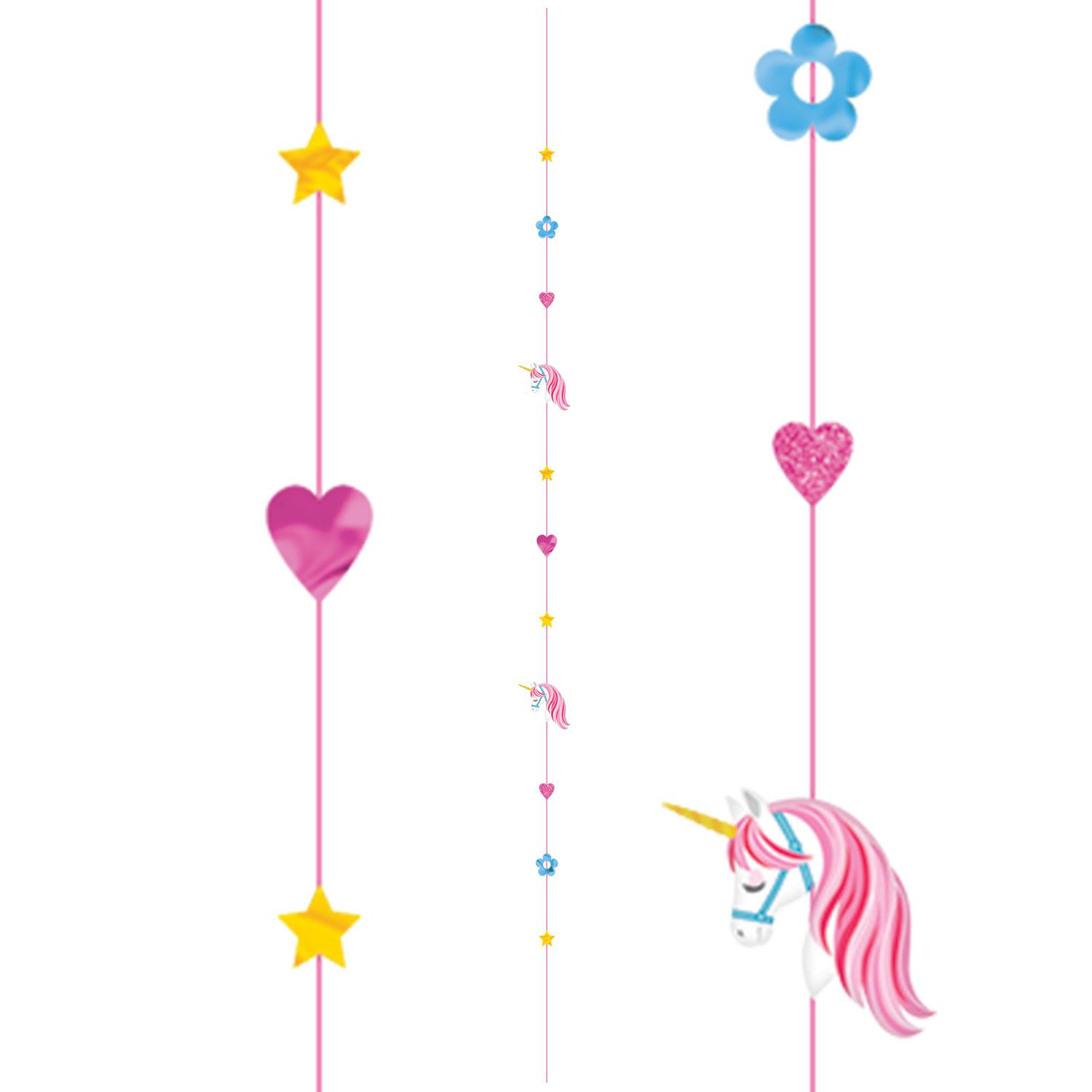 Balloon Tail String Unicorn