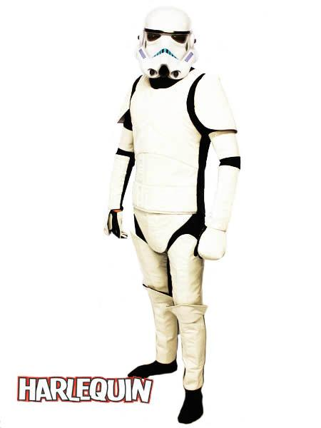 Stormtrooper Style Hire Costume Imperial