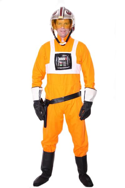 X-Wing Pilot Style Hire Costume