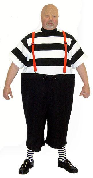Tweedle Dee/Dum Hire Costume
