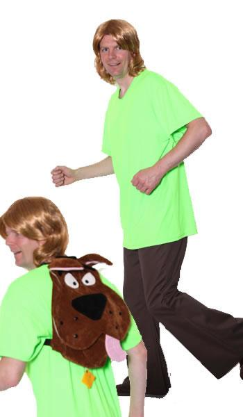 Shaggy Hire Costume