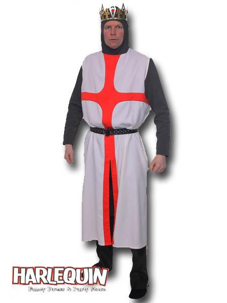 St George Knight Hire Costume