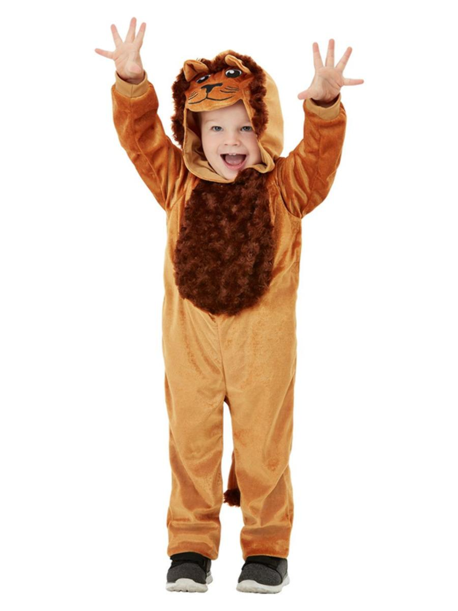 Kids Toddler Lion Costume