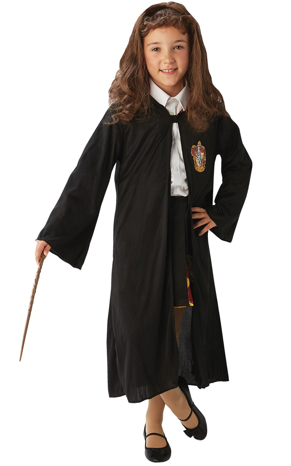 Hermione Granger Costume & Wig Kit