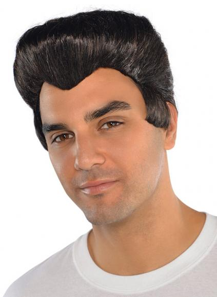 Johnny Angle Greaser Wig Black