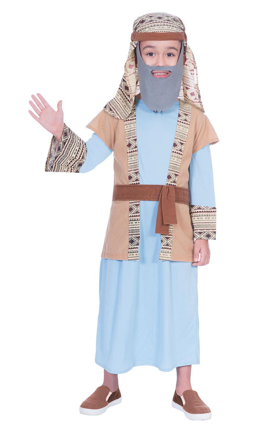 Kids Nativity Shepherd Costume