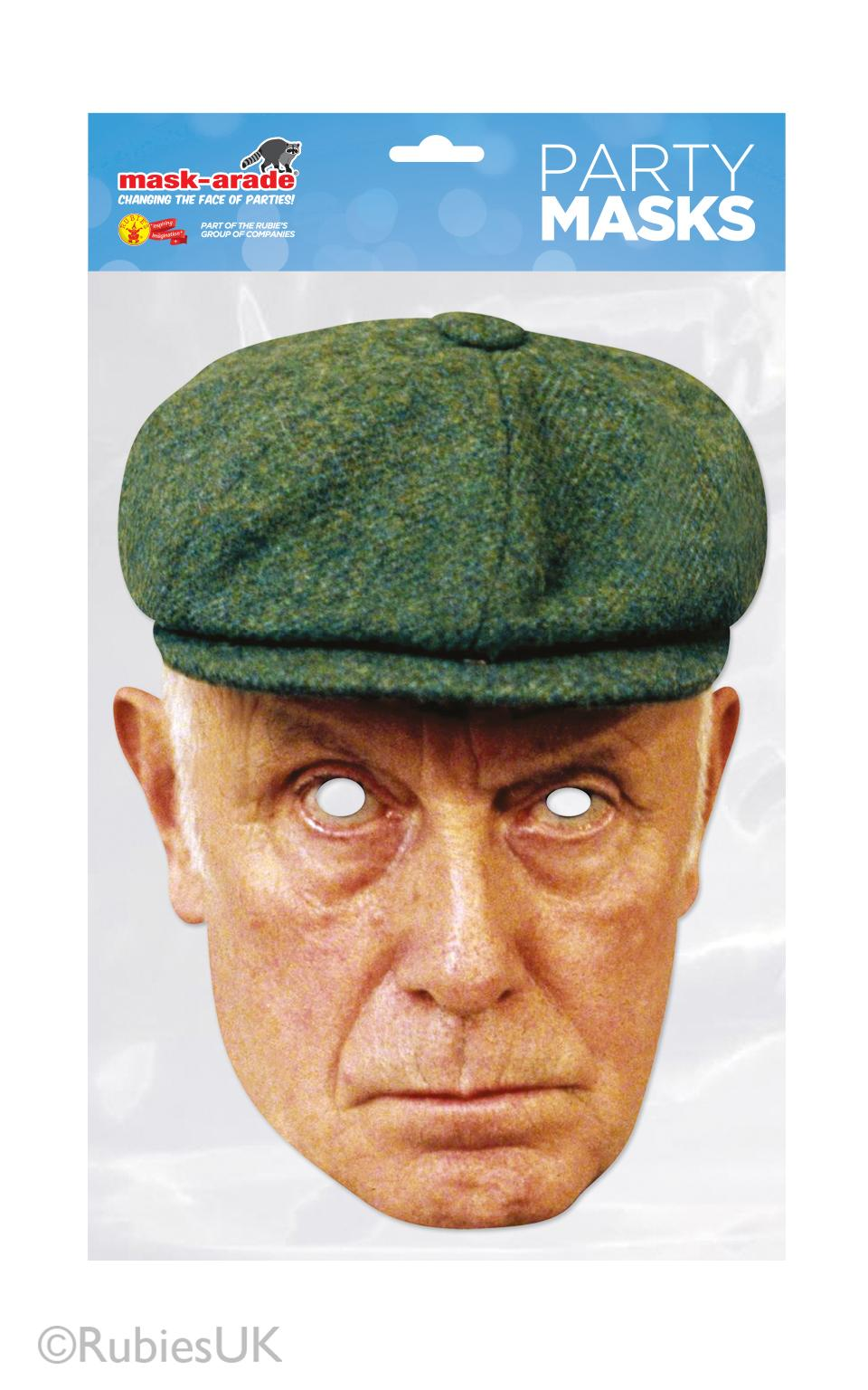 Victor Meldrew Mask