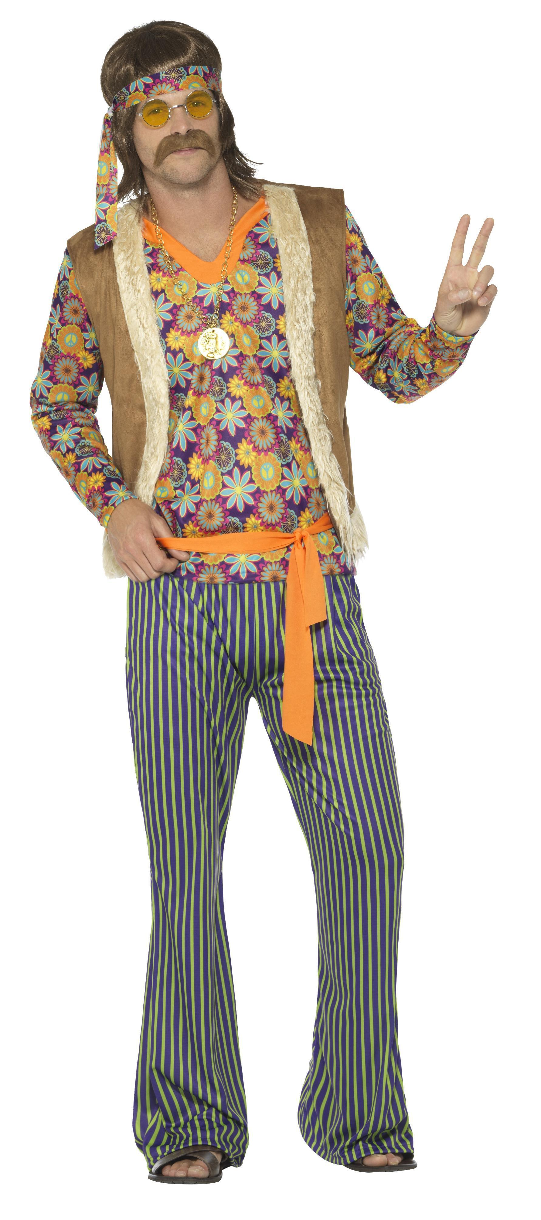 60s Singer Costume Male